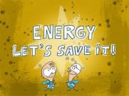 energy lets save it