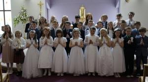 Knockanean Holy Communion
