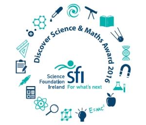 badge Science&maths award