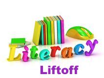 Image result for literacy lift off